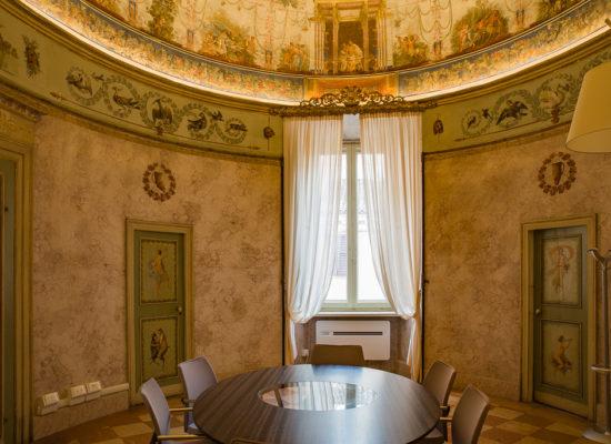 Restauro Palazzo Braghini Rossetti