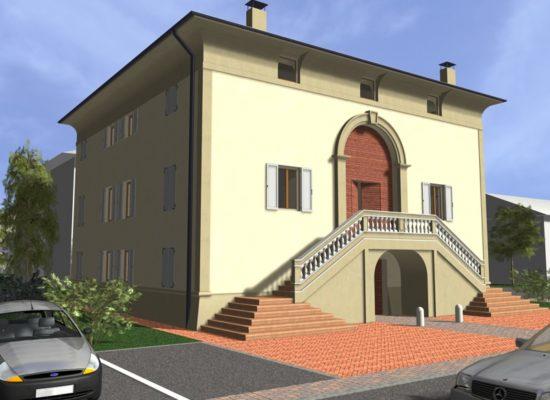 Restauro Palazzo Davia